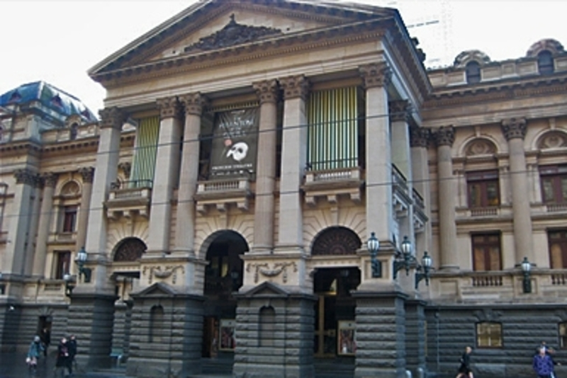 FREE Melbourne Town Hall Tours