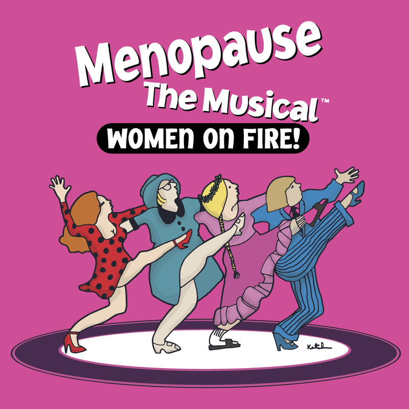Menopause The Musical – Women On Fire coming to Melbourne