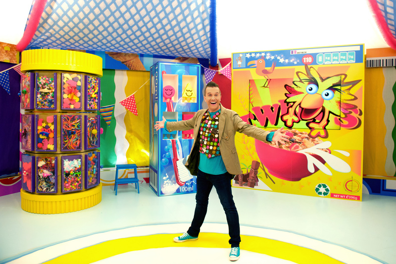 WIN a Family Pass to Mister Maker in Melbourne