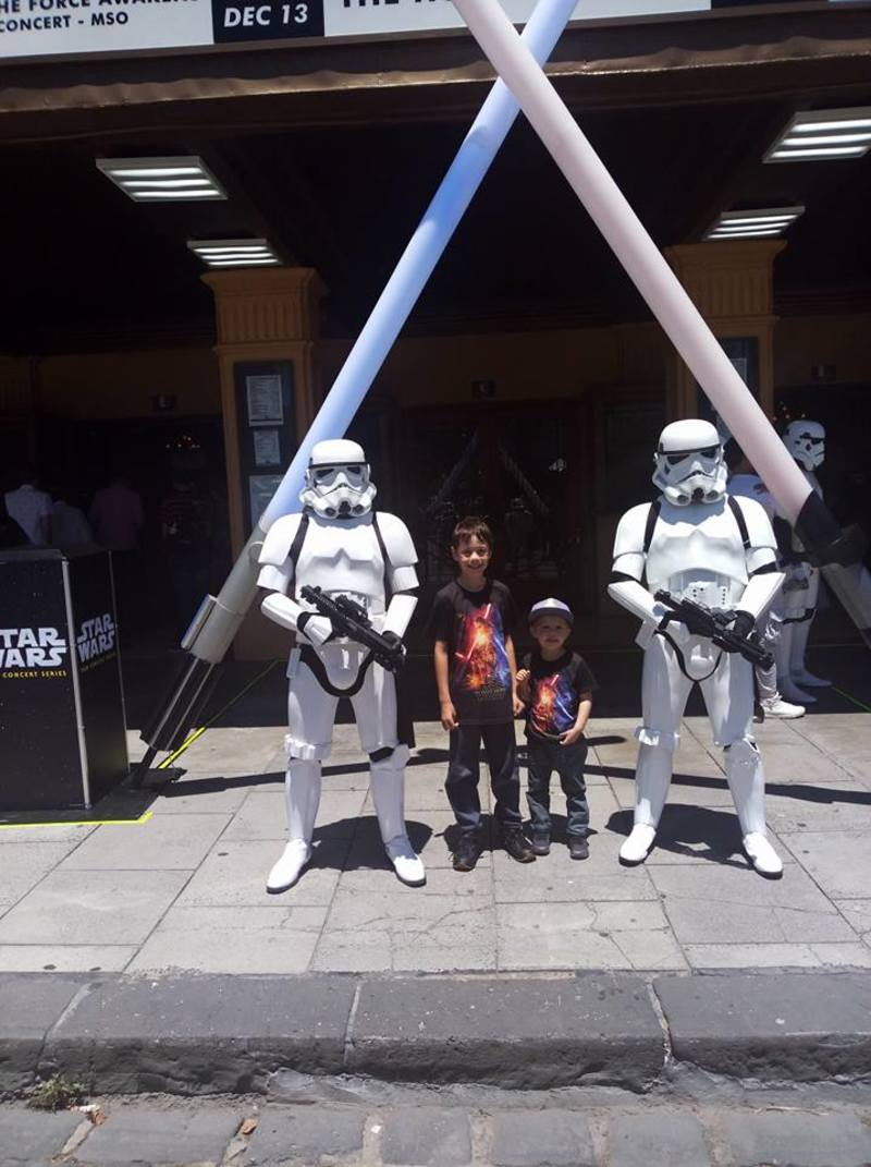 MSO Australian premiere of Star Wars: A New Hope in Concert