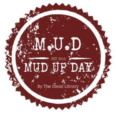 Mud Up day Logo