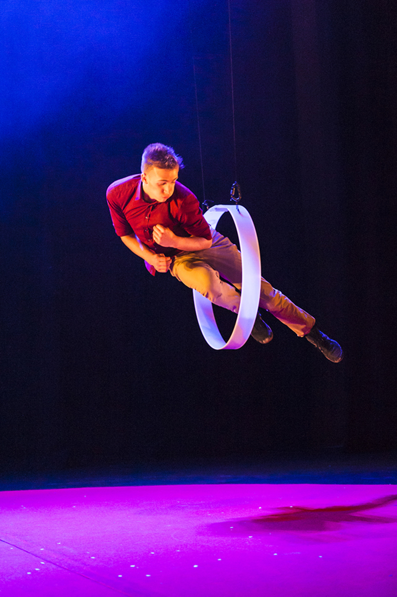 Nelson Smyles  - National Institute of Circus Arts (NICA) presents PLEASE HOLD