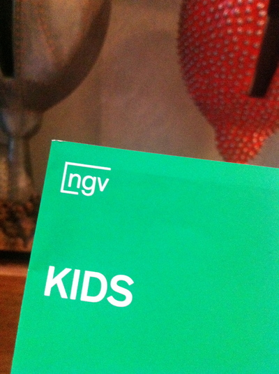 ngv kids, ngv ian potter centre, ngv international, fed square