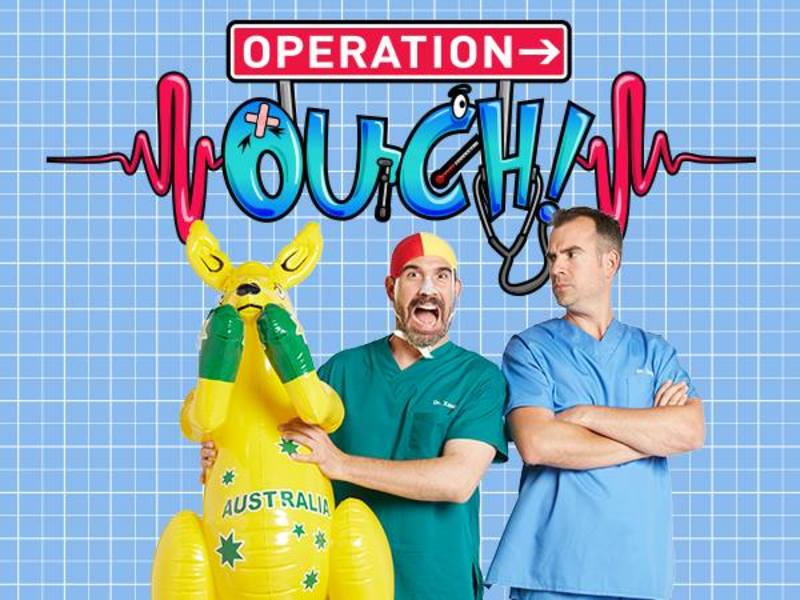 Operation Ouch! Live on Stage in Melbourne 2018