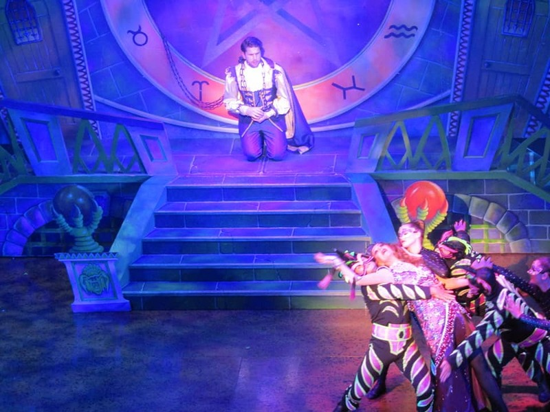 Oz Panto's Sleeping Beauty: A Knight Avenger's Tale is a Ripper of a Show