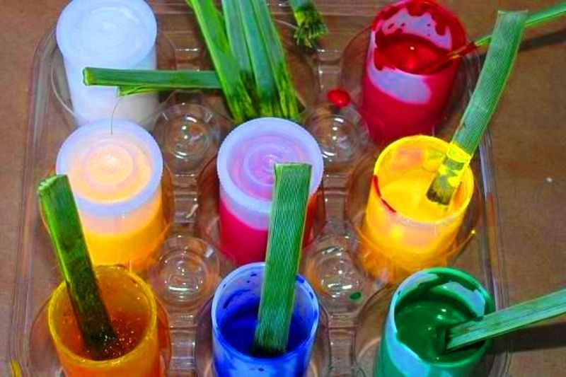 paints  - What are Melbourne's best classes for creative kids?