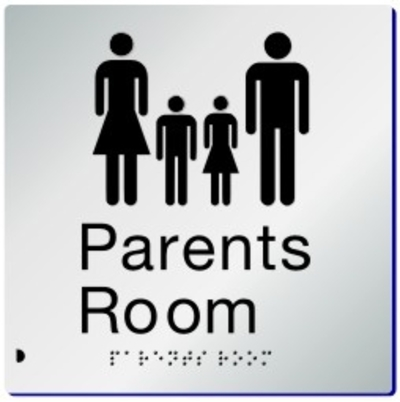 Parents Room Sign