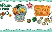 Easter fun day at ripponlea estate kidtown melbourne party in the park princes park 15th february negle Images