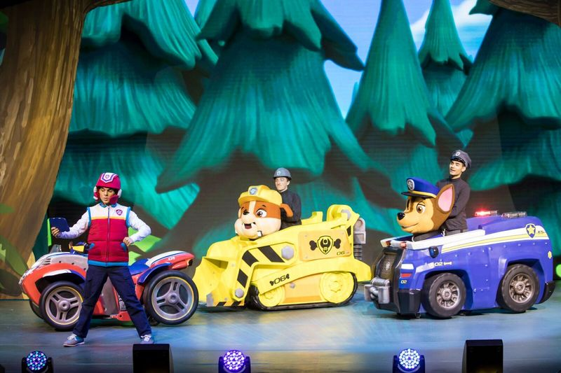 WIN Tickets to Paw Patrol Live! in Melbourne
