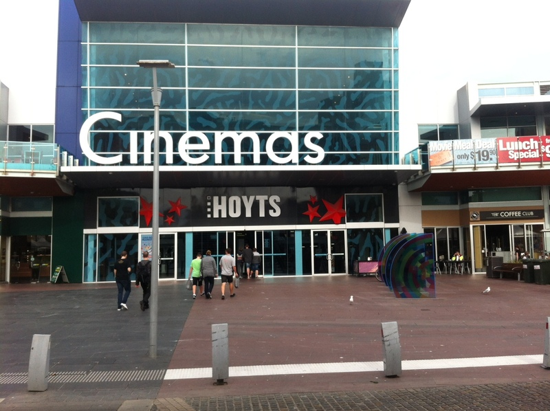 Hoyts Cinema Frankston Kidtown Melbourne