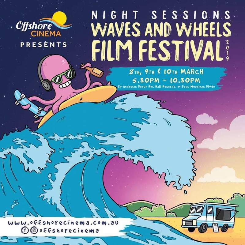 Waves and Wheels Film Festival