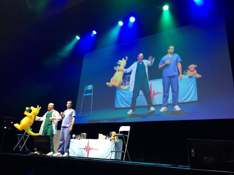 REVIEW: Operation Ouch! Live on Stage in Melbourne 2018