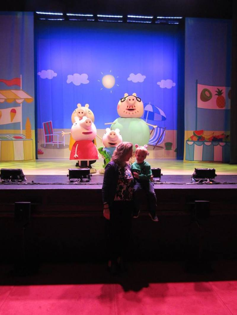 REVIEW: Peppa Pig's Surprise in Melbourne