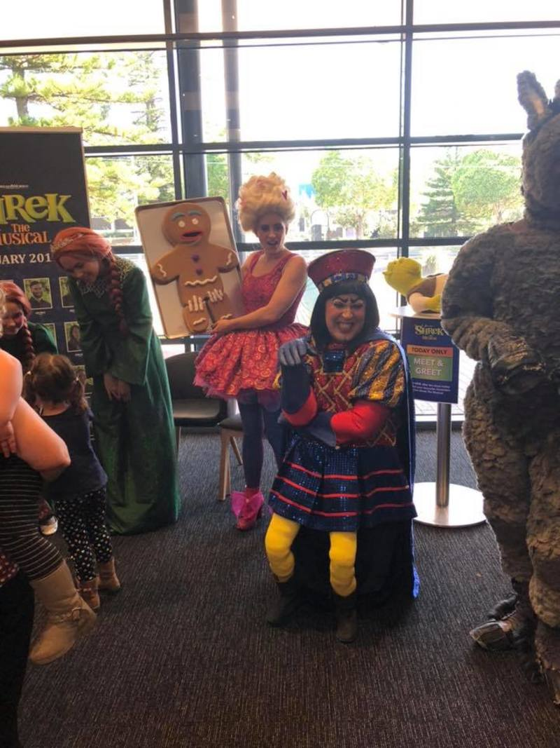 REVIEW: Shrek the Musical at Frankston Arts Centre