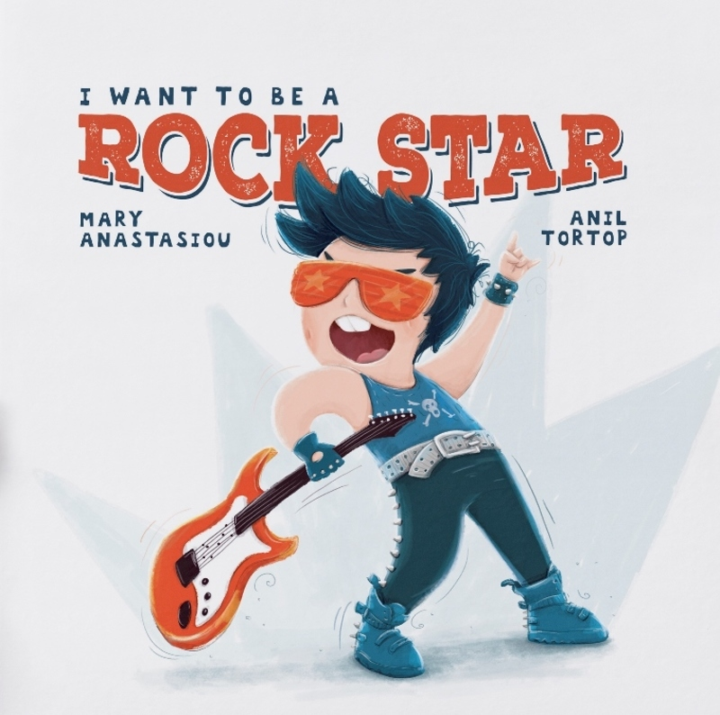 I Want To Be A Rockstar: BOOK GIVEAWAY