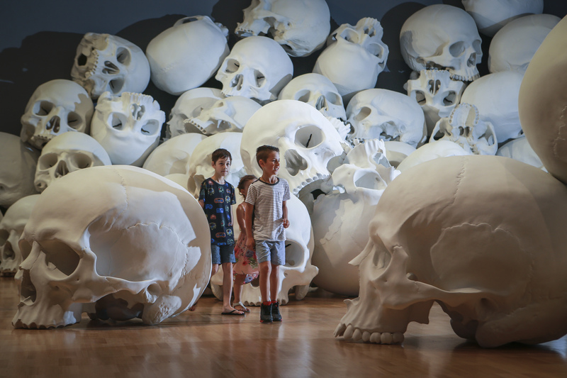 Triennial at the National Gallery of Victoria