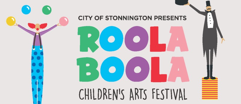 Roola Boola Children's Art Festival at Chapel off Chapel