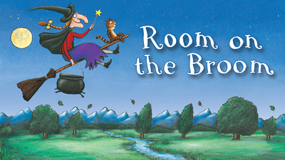 Room on the Broom at Arts Centre Melbourne in January 2017 ...