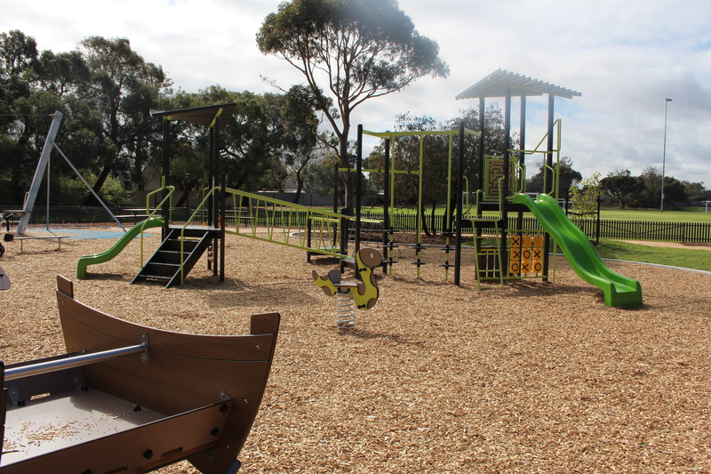 Seaford North Reserve  - Seaford North Reserve Playground Redeveloped