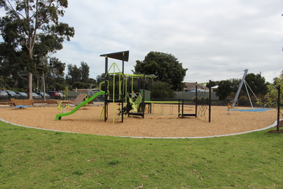 Seaford North Reserve Playground