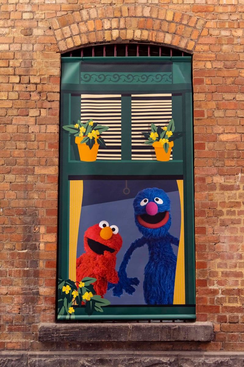 Sesame Street Exhibition at Melbourne Central
