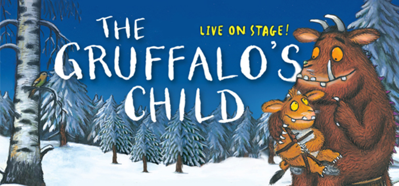 The Gruffalo & The Gruffalo's Child at the Athenaeum Theatre