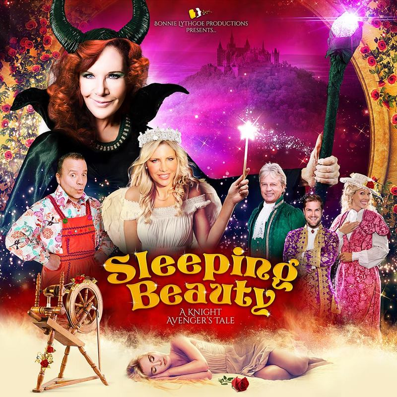 Sleeping Beauty: A Knight Avenger's Tale  - Win a Family Pass to Bonnie Lythgoe's Sleeping Beauty in Melbourne