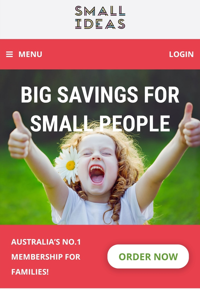 Small Ideas Melbourne Membership