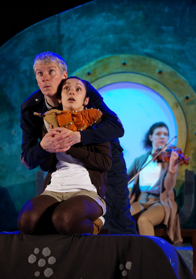 REVIEW: The Snail and the Whale at Arts Centre Melbourne