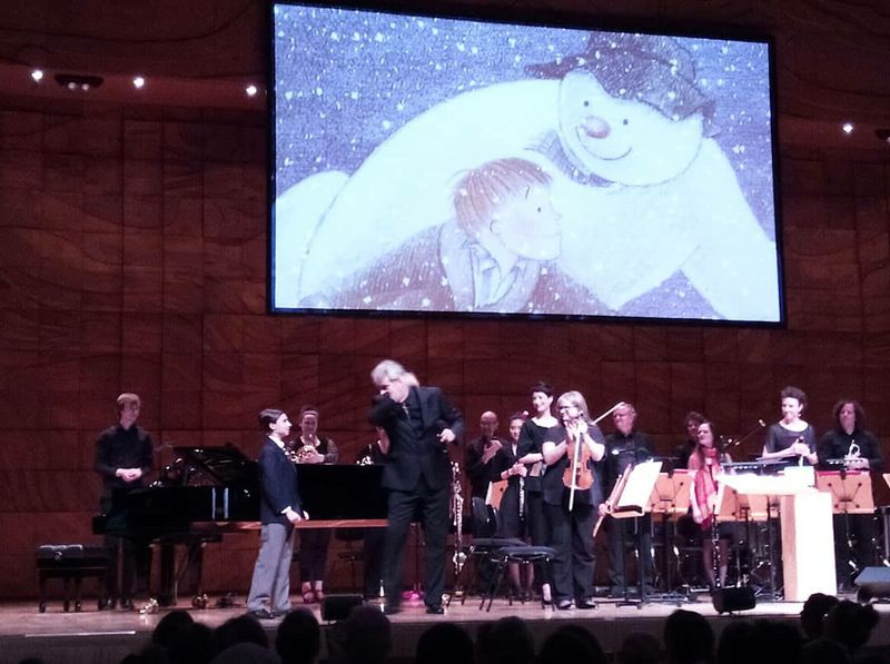 REVIEW: The Snowman at Melbourne Recital Centre