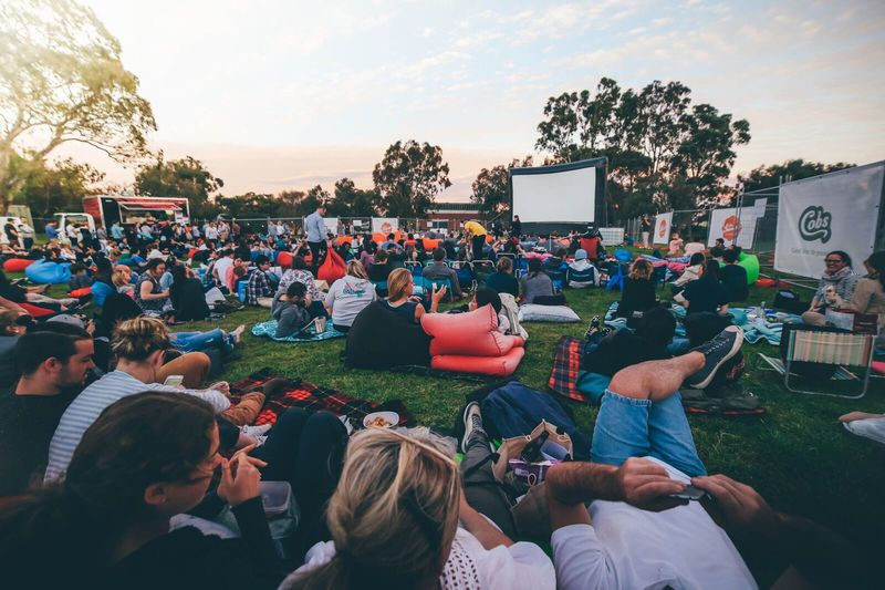 The Sunset Cinema Returns to Melbourne