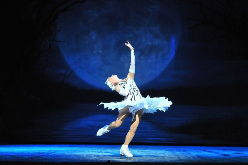Swan Lake on Ice at Arts Centre Melbourne