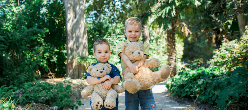 Teddy Bears' Picnic at Rippon Lea Estate 2018