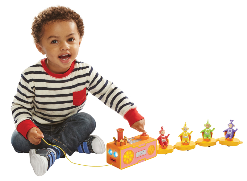 Teletubbies New Toy Range: GIVEAWAY