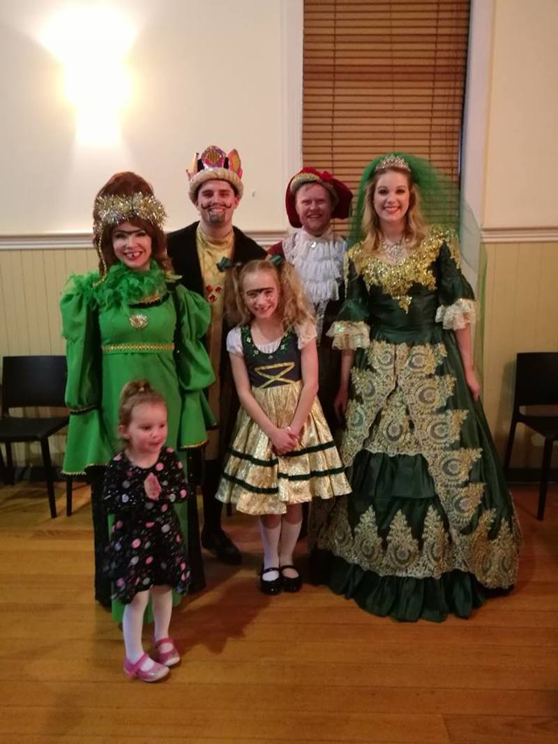 Review: The Frog Prince Pantomime