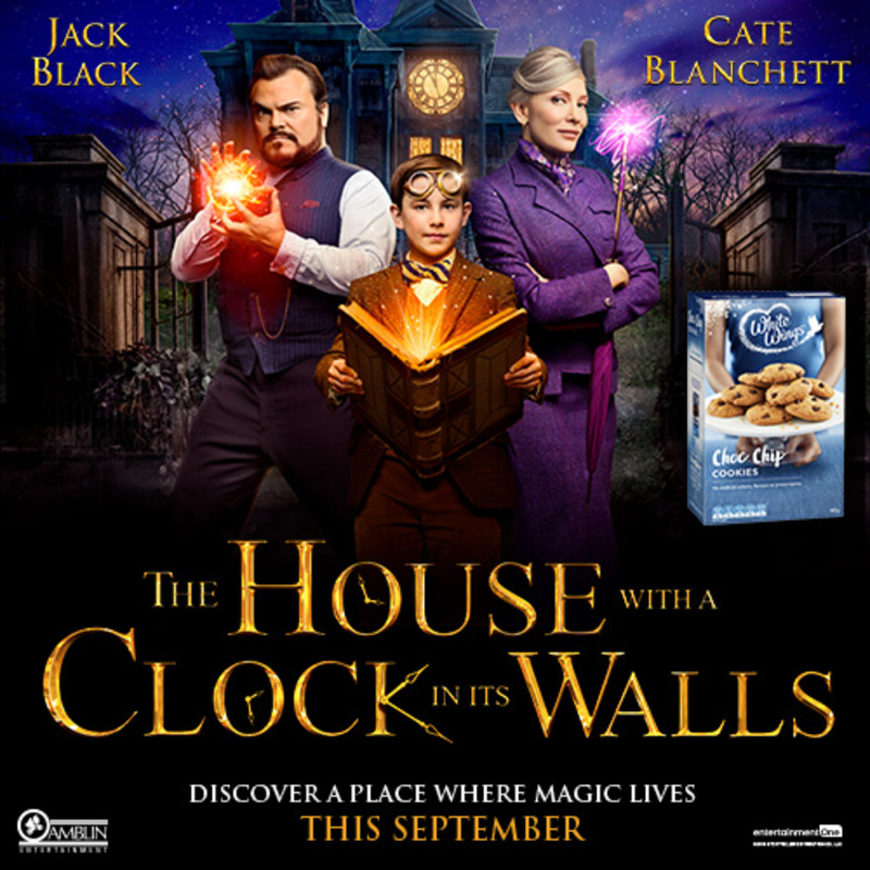 Prize Pack Giveaway: The House with a Clock in Its Walls