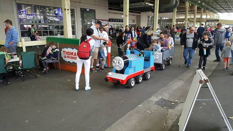 The Train and Hobby Show 2019