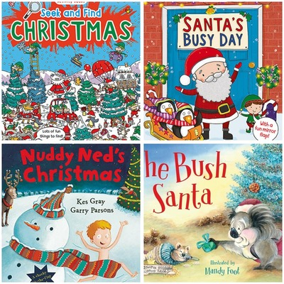 top 5 christmas books for kids gift buying made simple montage - Best Christmas Books For Kids