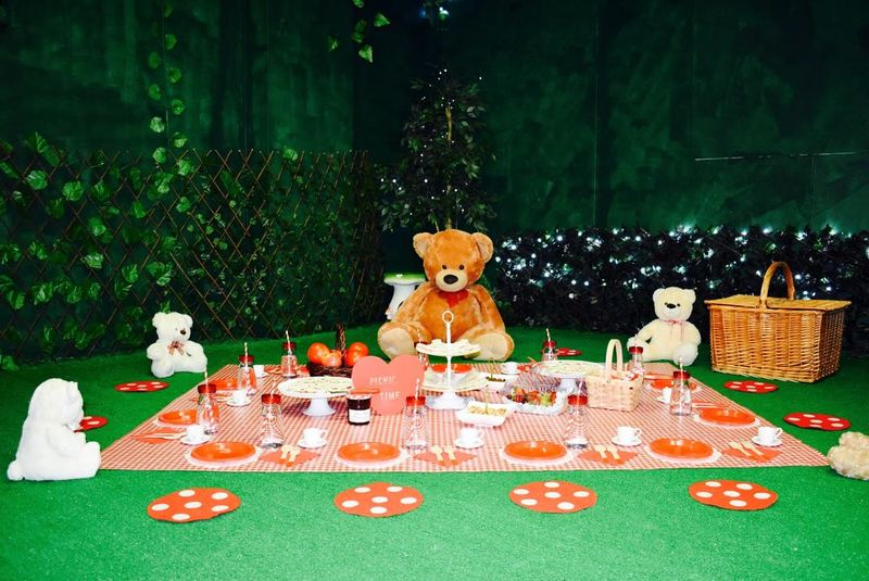 The Little Party House Majestic School Holiday Events