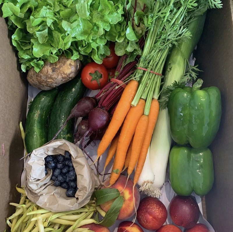 Weekly veg boxes are full of goodness!  - The Edithvale Community Grocer