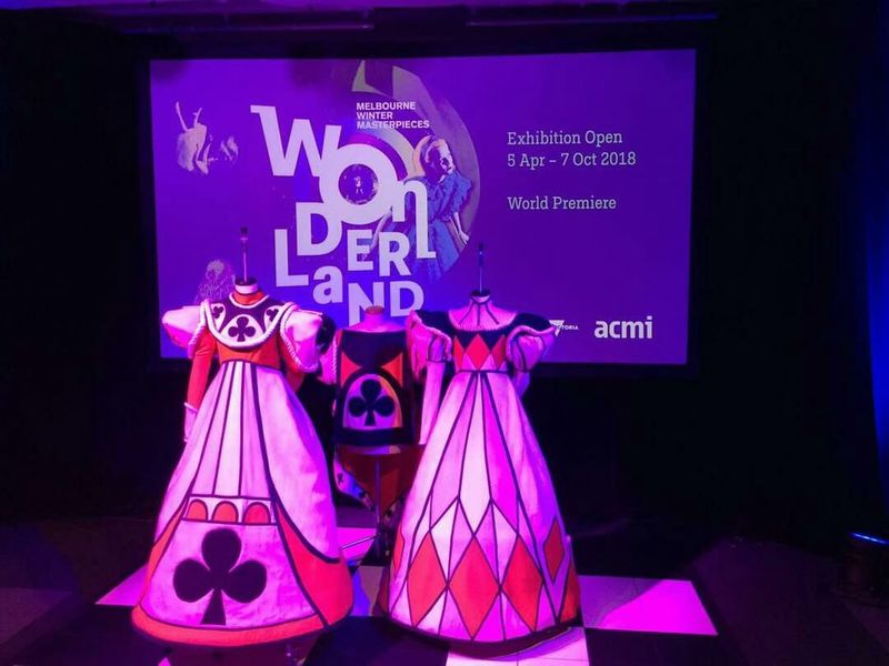 ACMI's WONDERLAND Exhibition Opening April 2018