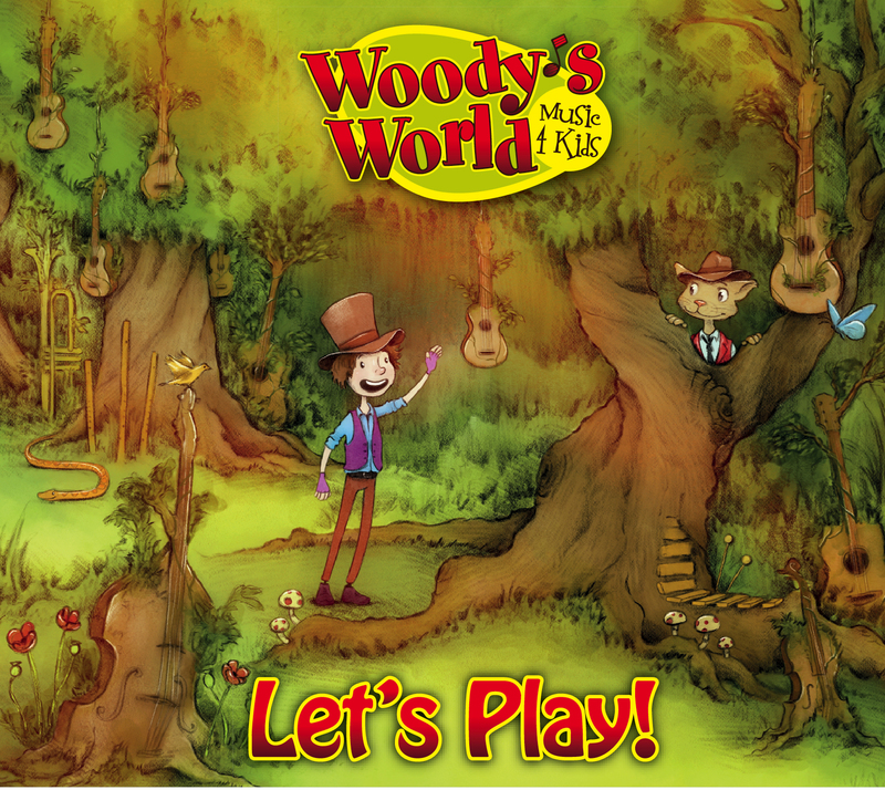 Woody's World Album Launch: Let's Play!
