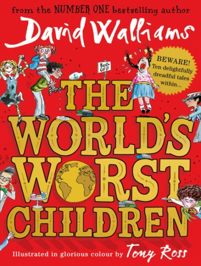 Book of the Week: The World's Worst Children by David Walliams