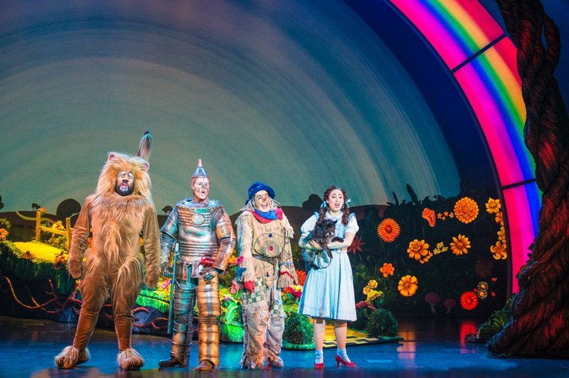 The Wizard of Oz Musical in Melbourne 2018