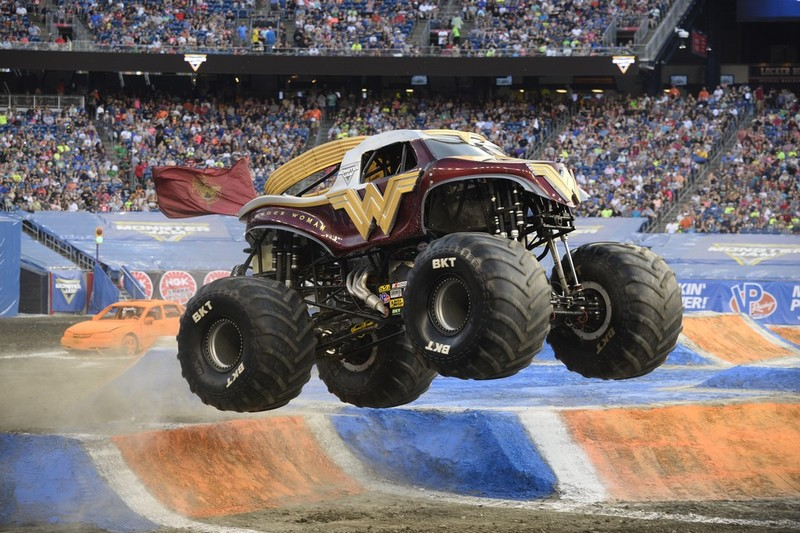 Monster Jam 2018 Ticket and Merchandise Pack Giveaway